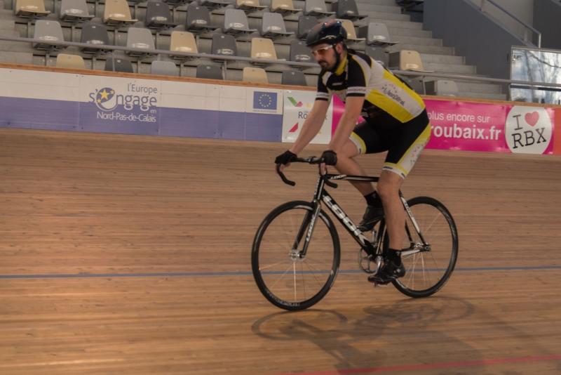 CC Wasquehal Vélodrome Roubaix 2016-17
